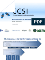 The CCSI, Modeling Carbon Capture