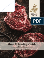 Meat Catalogue 2016 - Service Foods