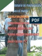 Pacotaype Nancy Caratula