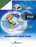 2. Nomenclatura Comun Andina