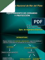2- Electrotecnia 1ra Perte - Corte y Protección