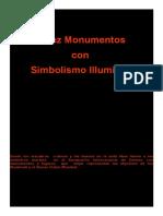 Diez Monumentos con Simbolismo Illuminati