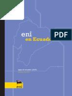 Eni en Ecuador