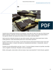 Cheesecake Brownie _ Sabores Da Vida