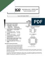 Texas Instruments Lm393p Datasheet
