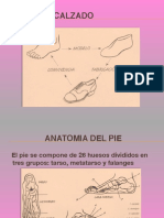 DISEÑO DE CALZADO parte 1