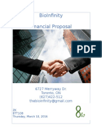 financial proposal  2