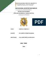 Analisis y Propuesta Para El Articulo 1 de La Ley Nro
