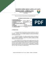 Modelo de Informe-Instruemntos de Gestion