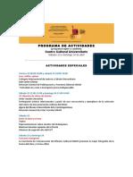 Programa CCU