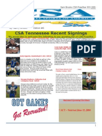 CSA Newsletter May