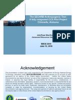 SECARB Integrated CCS Project