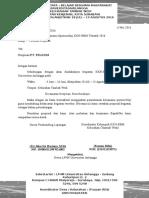 Surat Permohonan Sponsorship TELKOM