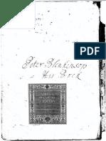 Calypso and Telemachus - Score