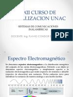 Tecnologías Inalámbricas2015B Semana1.1