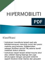 HIPERMOBILITI