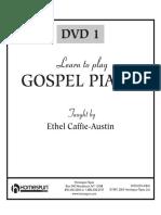 Gospel Piano 1