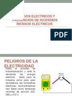 Riesgos Electricos y Prevención de Incendios