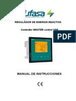 Manual Master Control Var Esp