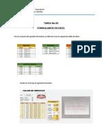 Tarea No 03 Formularios