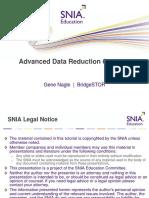 Gene Nagle Adv Data Reduction Concepts 09-25-13