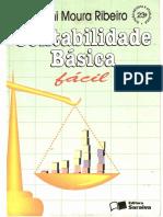Contabilidade - Básica Fácil - Osni Moura Ribeiro