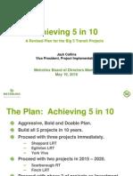 Metrolinx's final proposal