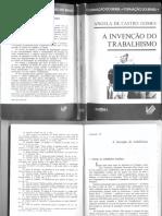 A Invencao Do Trabalhismo Angela de Castro Gomes