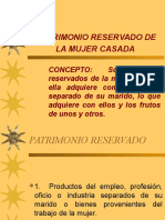PATRIMONIO RESERVADO1