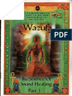 182459385 Wazufa the Science of Sound Healing Part 1 2 PDF