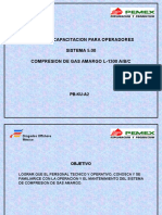 Curso DeL Sistema de Compresiòn de Gas Amargo (Final)