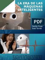 La Era de Las Máquinas Inteligentes