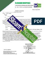 Surat Panggilan Seleksi Rekruitmen Karyawan(i)RS. Siloam Hospitals Ke-Bali-1