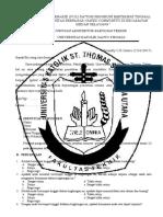 Fix Format Kuisioner