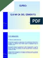 CURSO Formacion Del Cemento