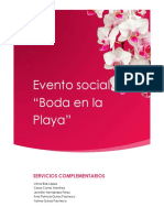 Evento Social