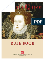 Virgin Queen Rulebook