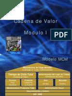 MOD I Cadena de Valor