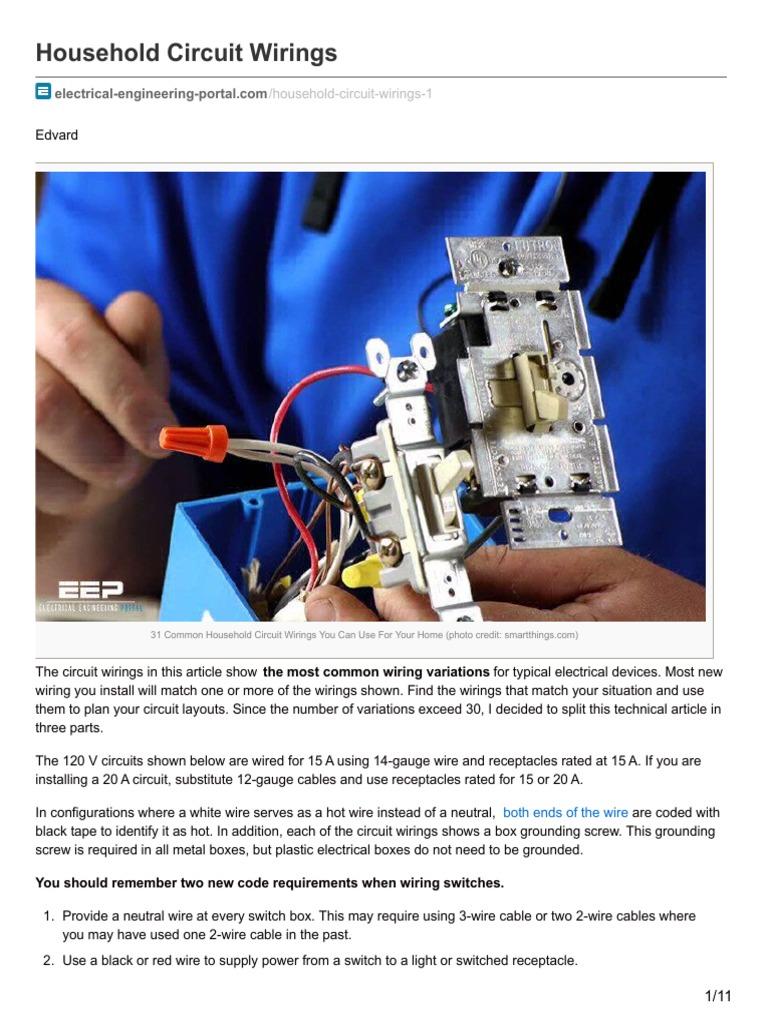 electrical-engineering-portal.com-Household Circuit Wirings.pdf ...