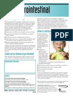Gas gastrointestinal