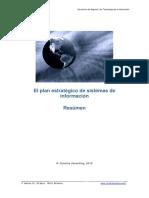 Cynertia Planificsaacion Estrategica Sistemas Resumen