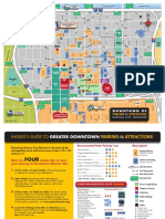 Downtown KC Parking Map