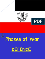 4 Phases of war Defence Lec 17