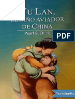 Yu Lan El Nino Aviador de China - Pearl S Buck