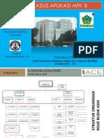 Studi Kasus Aplikasi Mfk 8