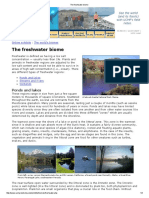 The Freshwater Biome