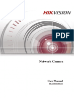 User Manual of Network Camera