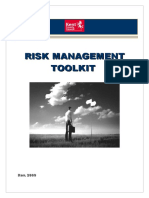 Business Risk Management Toolkit Revision 09