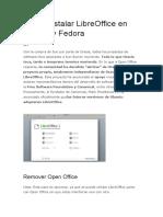 Cómo instalar LibreOffice en Ubuntu y Fedora.docx
