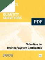 Interim Valuation